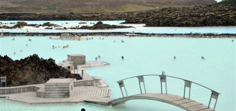 Iceland's Blue Lagoon with Kids: The good, bad and the naked