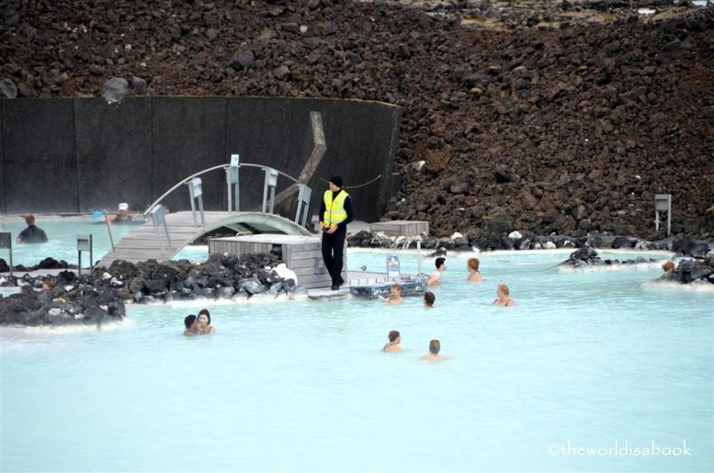 Iceland Blue lagoon trail