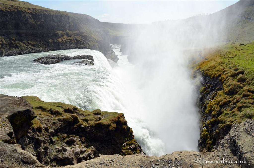 Iceland Golden Circle Gulfoss