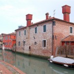 Touring Torcello Island, Italy