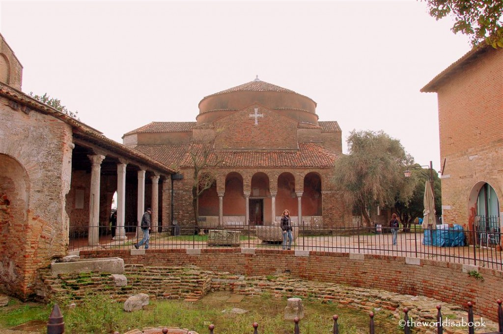 Church of Santa Fosca Torcello image