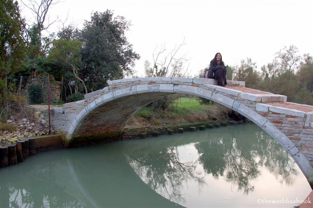 Torcello Devil's Bridge