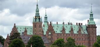 Grandeur of Frederiksborg Castle Denmark