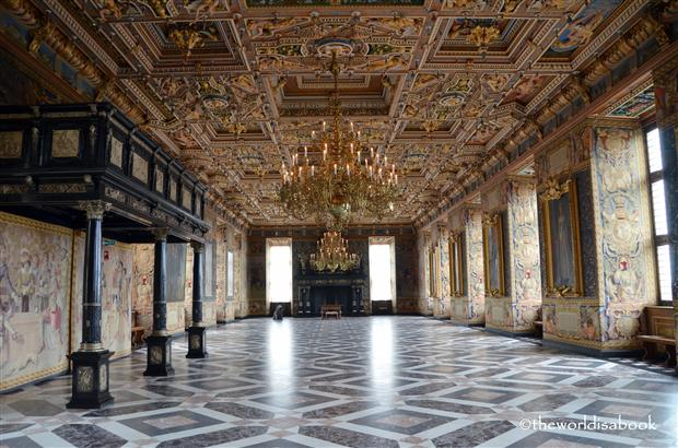 Grandeur Of Denmark S Frederiksborg Slot The World Is A Book