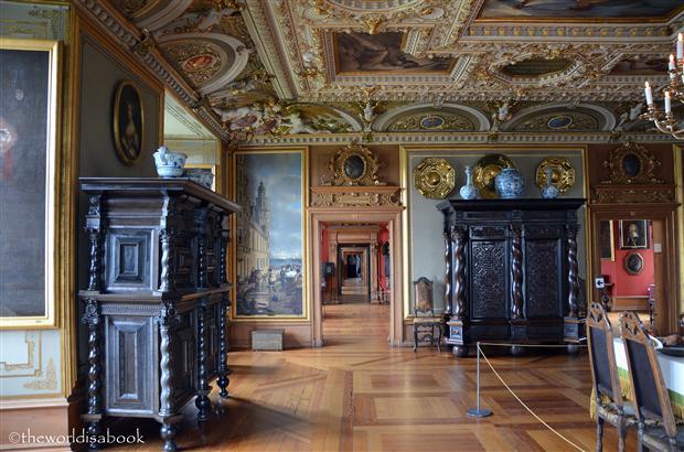 Frederiksborg slot museum