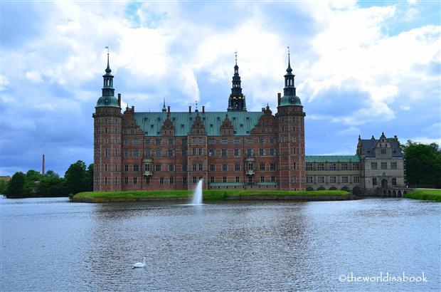 Frederiksborg slot castle image
