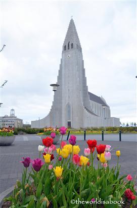 Hallgrimskirkja reykjavik image