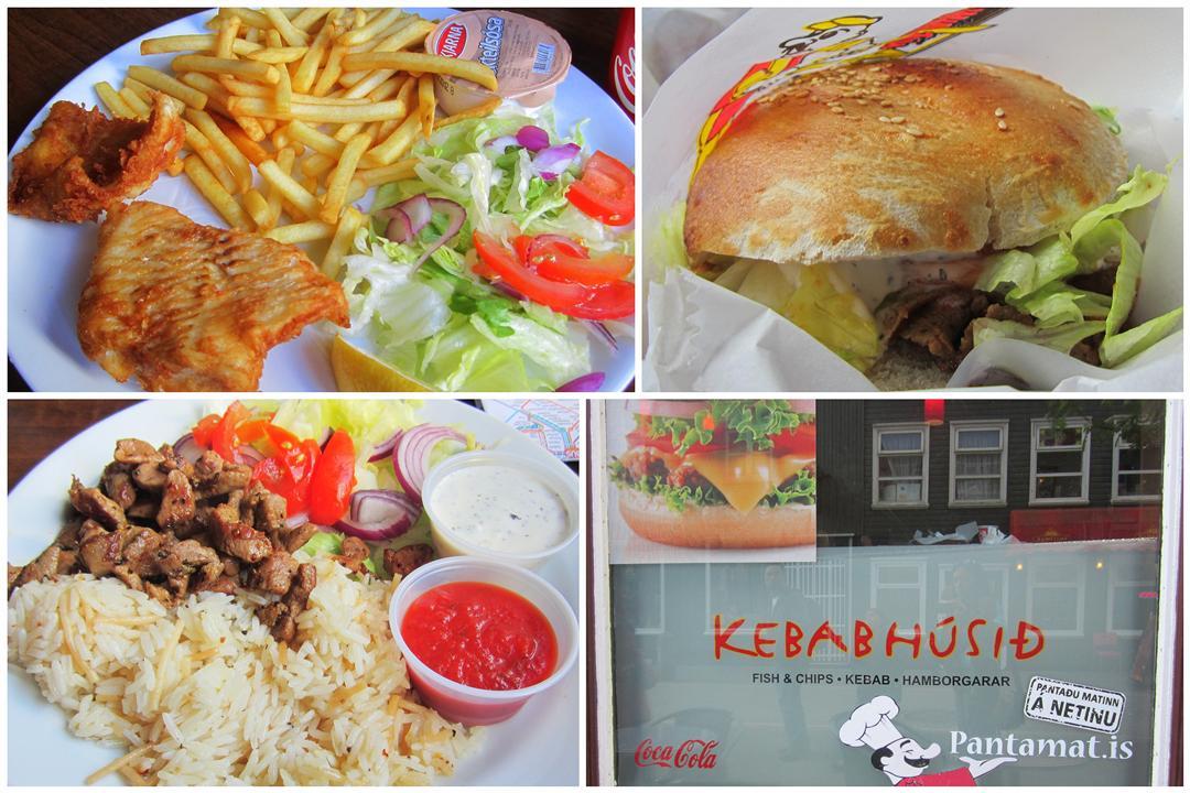 Iceland Kebab Husid