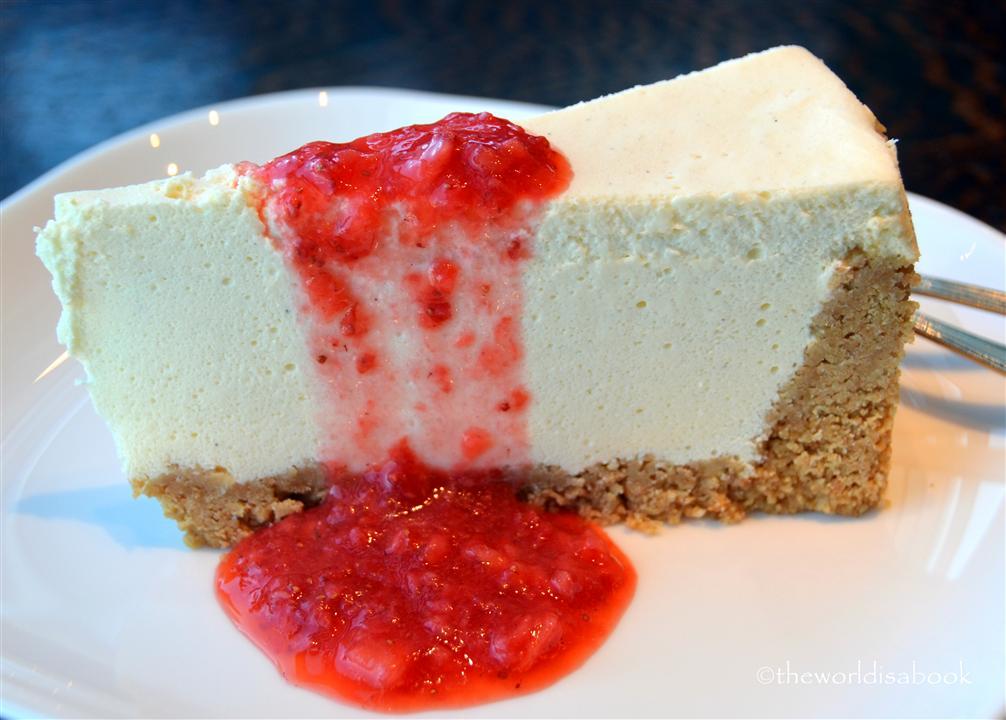 Iceland Skyr cheesecake