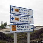 Iceland with kids: Getting there and around