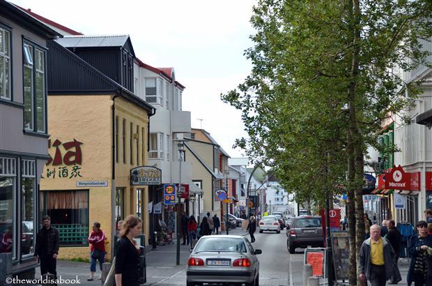 Reykjavik Laugavegur image