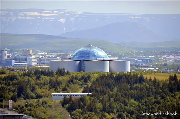Reykjavik The Pearl Perlan image