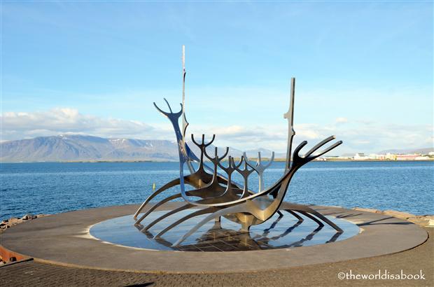sun voyage solfar image reykjavik