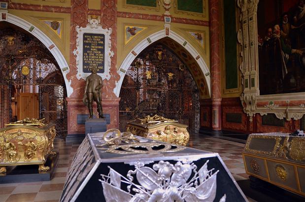 Roskilde Christian IV chapel