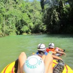 Belize with kids: Cave tubing to hell and back