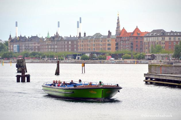 Copenhagen canal tours