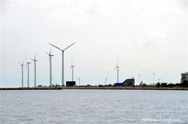Copenhagen windmills