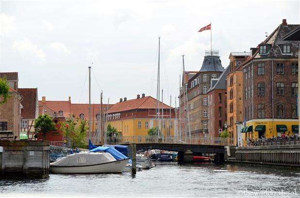 Copenhagen canal view
