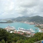 St. Thomas US Virgin Islands with Kids: The Skyride
