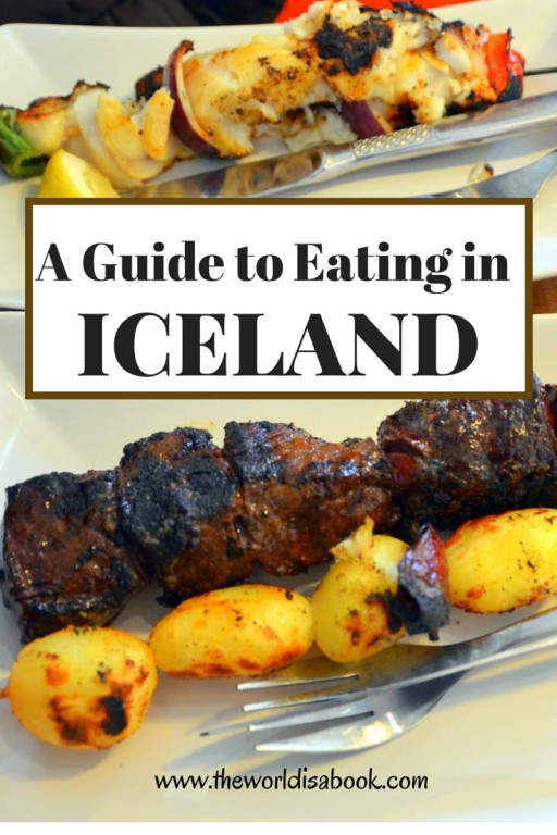 eating in Iceland