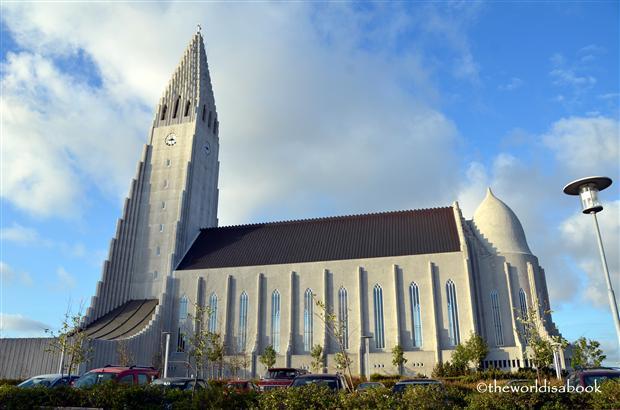 hallgrimskirkja church image reykjavik