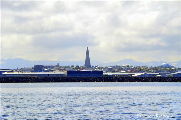 reykjavik skyline image