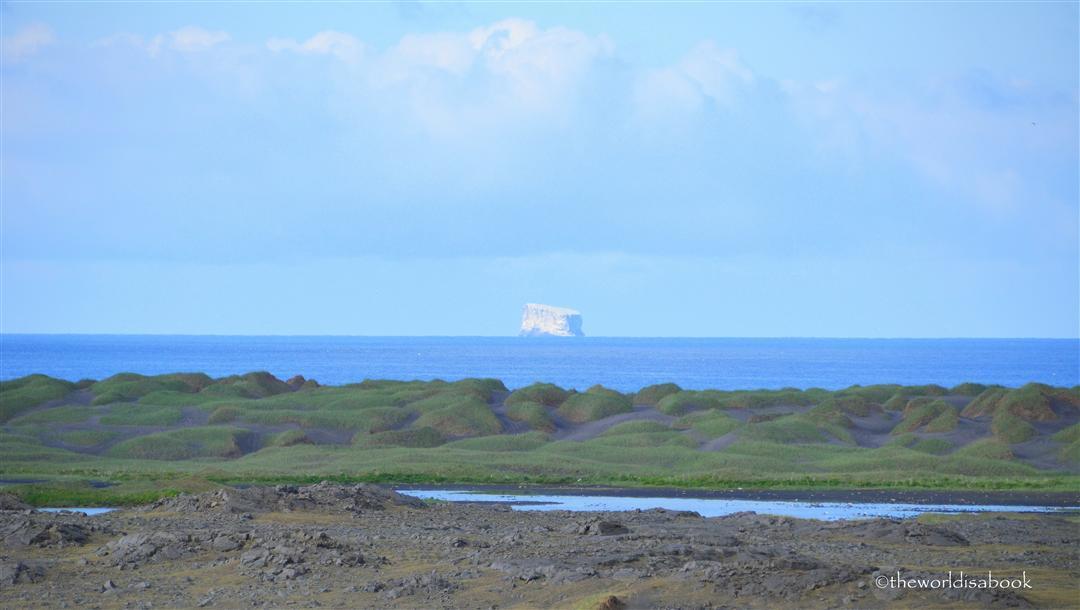 Iceland Eldey island