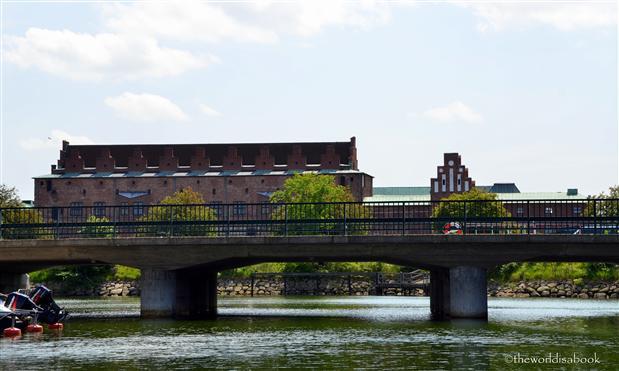 Malmohus castle sweden