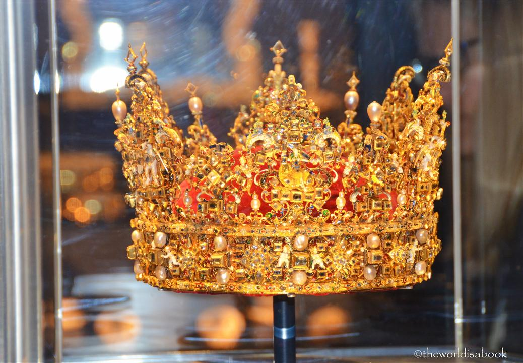 Rosenborg Christian IV Crown