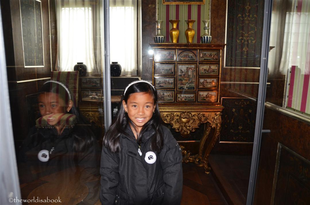 Rosenborg garden room