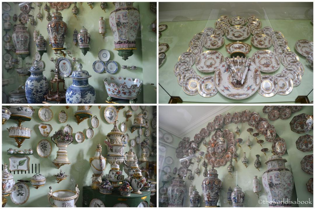 Rosenborg porcelain room