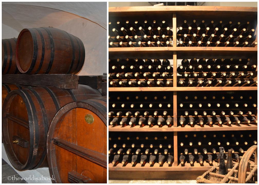 Rosenborg wine
