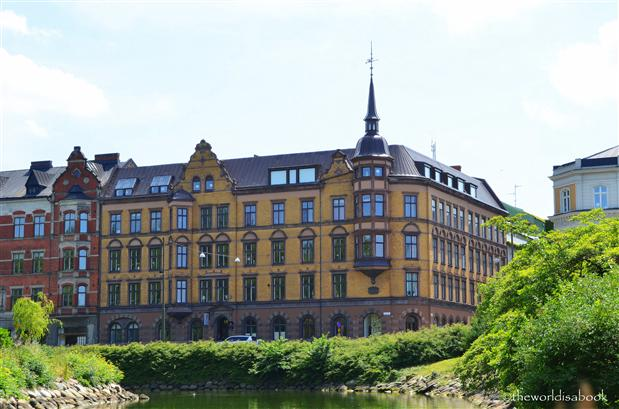 malmo old building