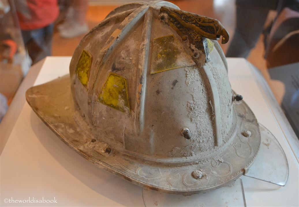 9/11 Memorial Fireman hat