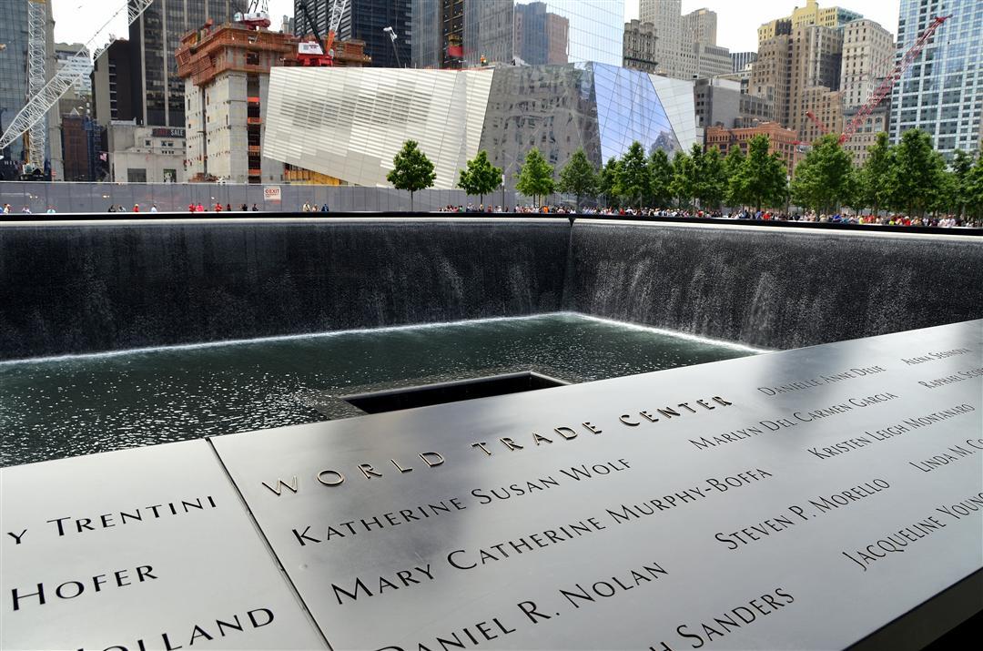 9/11 Memorial Names
