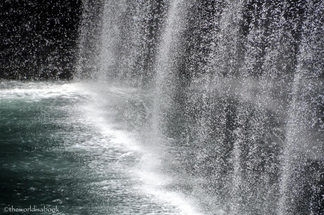 9/11 Memorial Waterfall