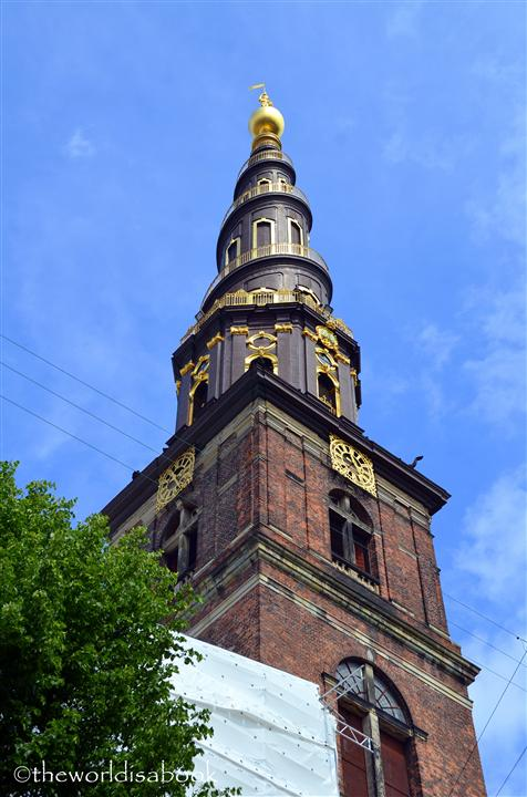 Copenhagen Church of our Saviour