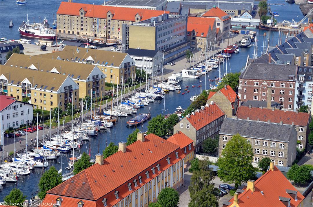Copenhagen christianshavn canal