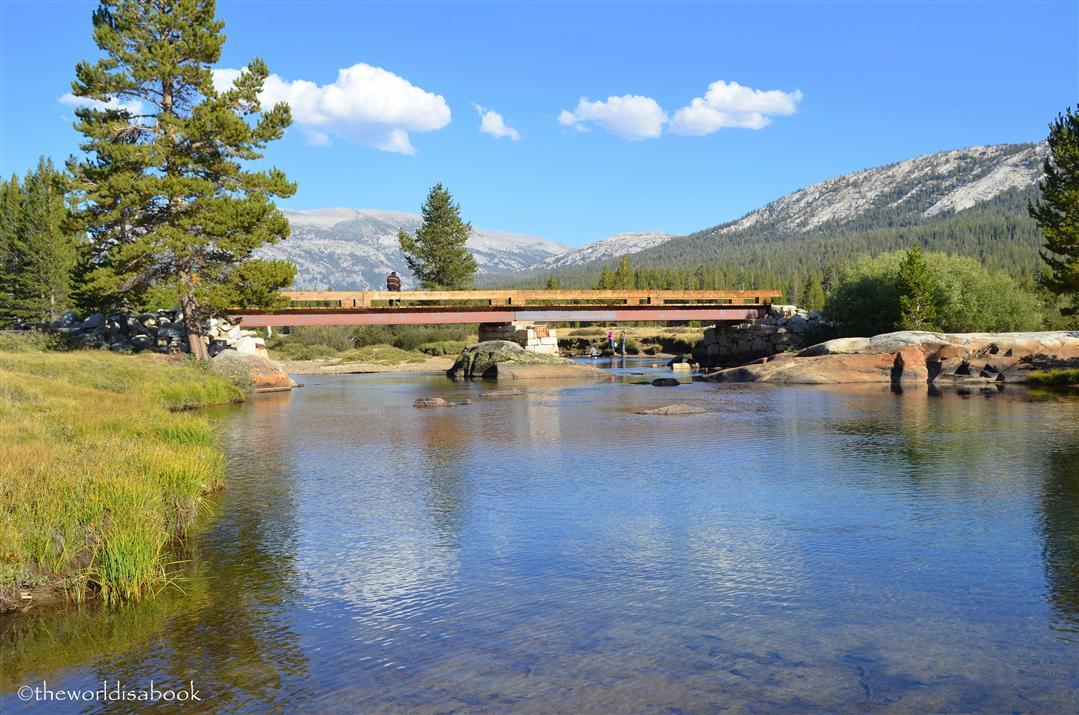 Soda Springs trail bridge