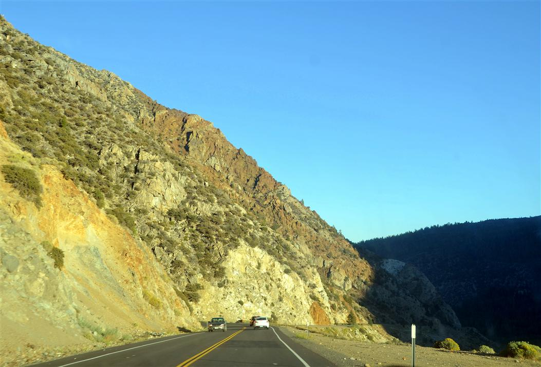 Yosemite Tioga Road Pass