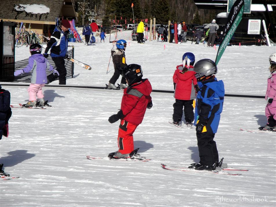 Loveland ski lesson