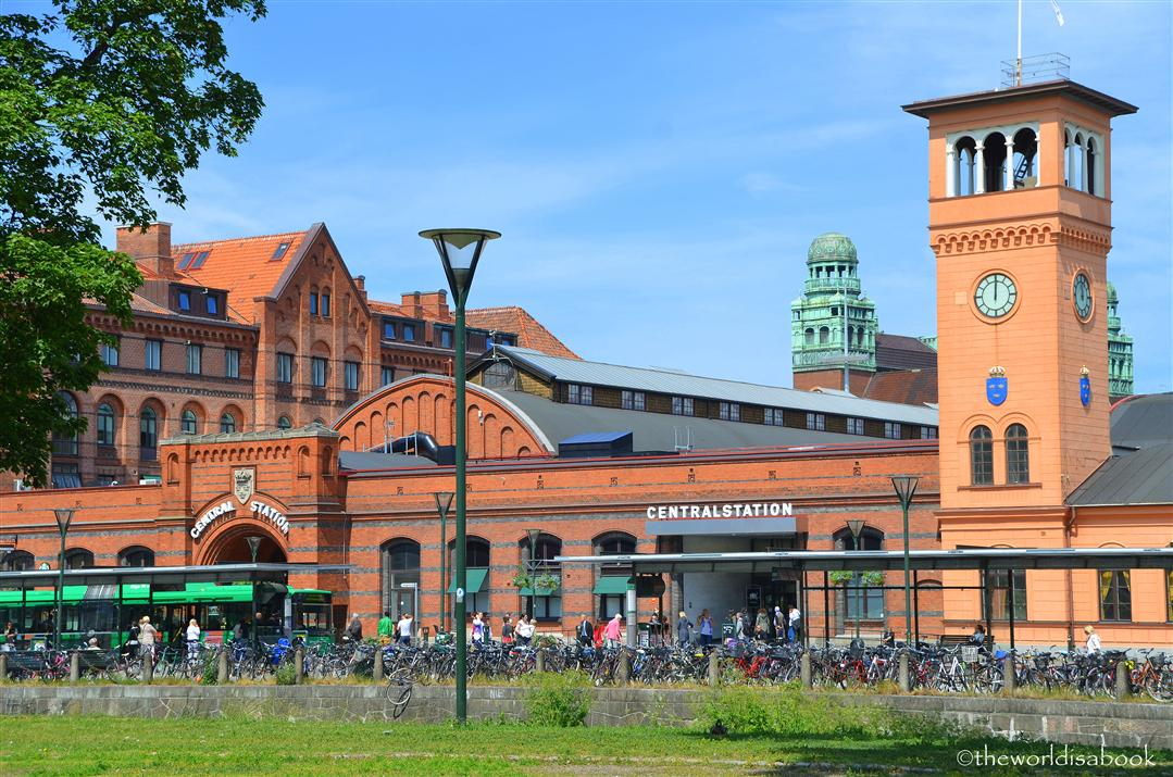 Malmo Central Station