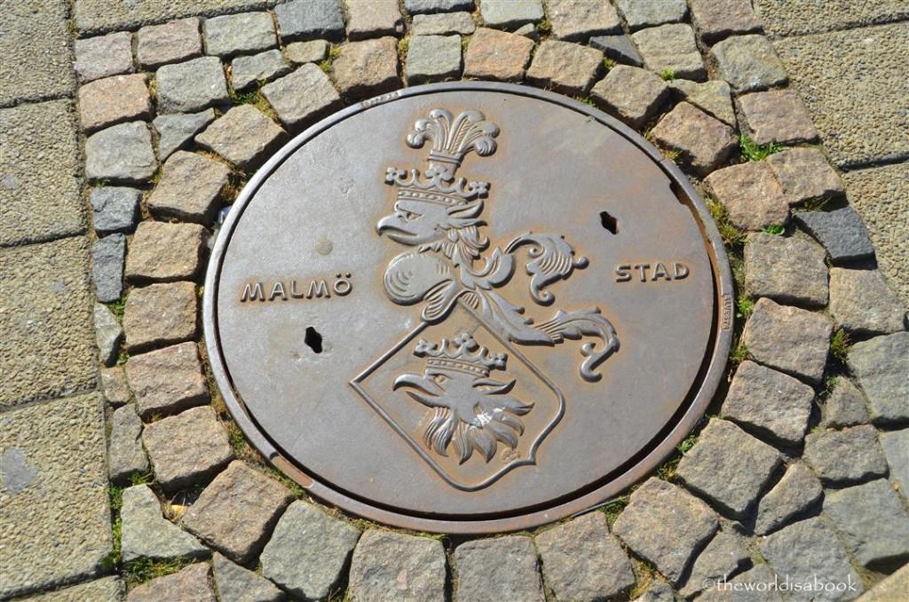 Malmo drain cover