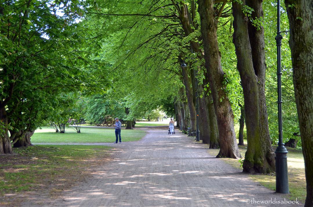 Malmo King's Park Kungsparken