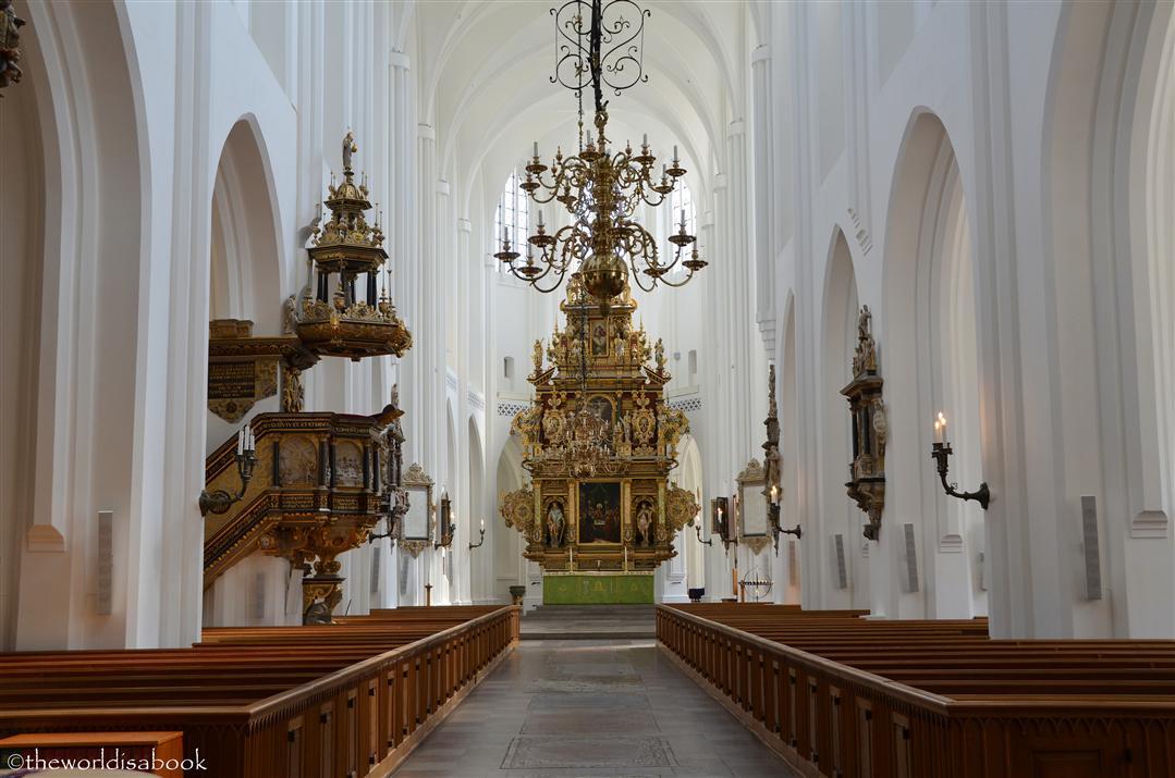 Malmo St. Peter's Cathedral Sankt Petri Kyrka