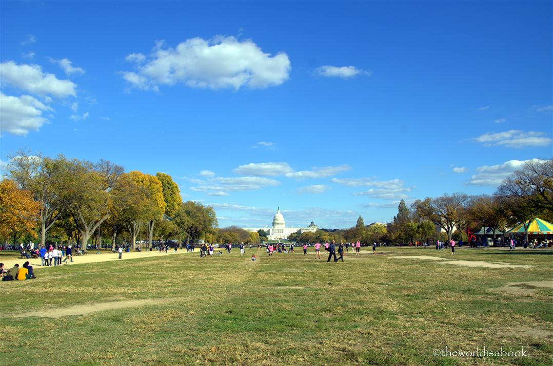 National Mall Washington DC