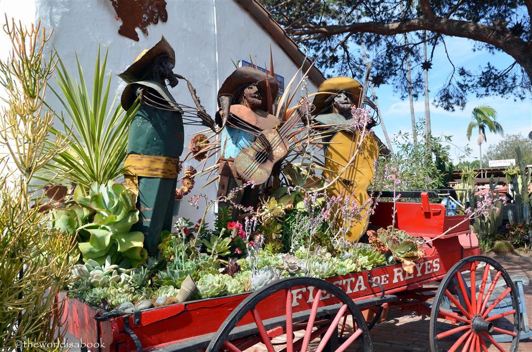 Old Town Fiesta de reyes