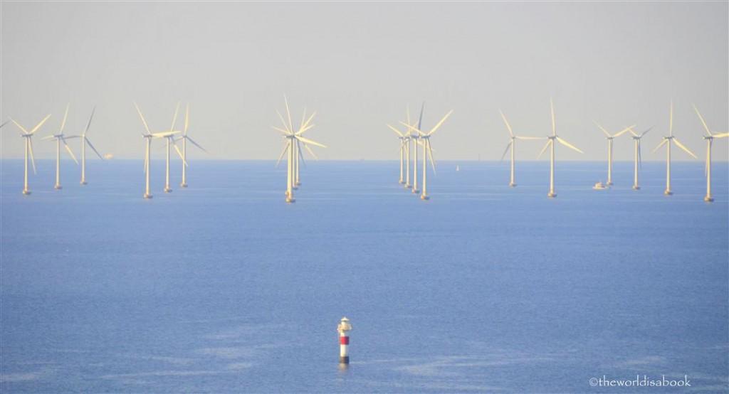 Oresund windmills