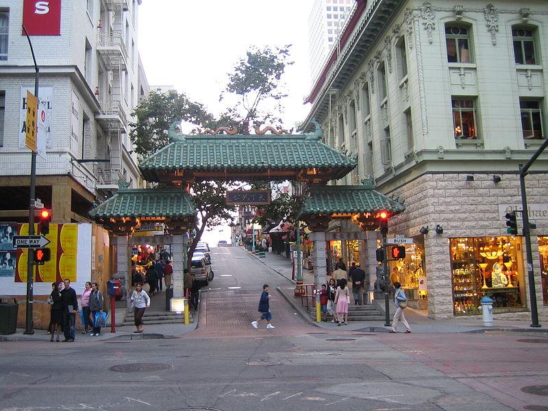 SFChinatowngate