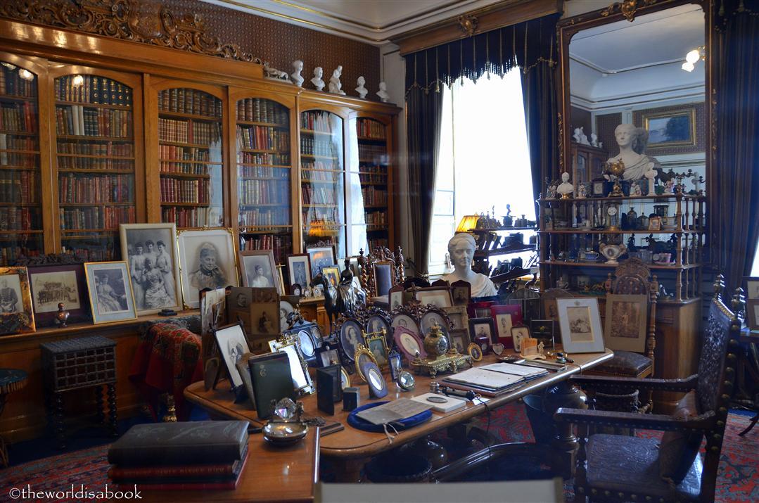 Amalienborg Palace King's study